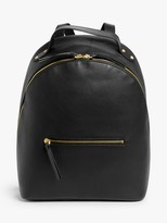 John Lewis & Partners Harper Leather Backpack