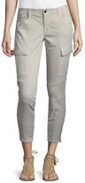 J Brand Twill Zip Cuff Cargo Pant