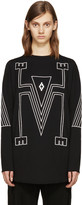 Marcelo Burlon County of Milan Black Tupungato T-Shirt