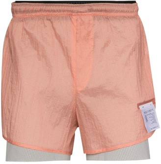 Satisfy Trail long distance running shorts