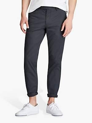 Ralph Lauren Polo Flat Pant Slim Chino, Black Mask