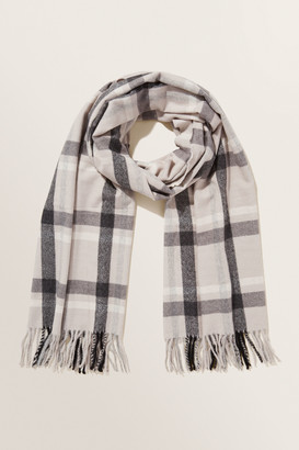 Seed Heritage Check Scarf