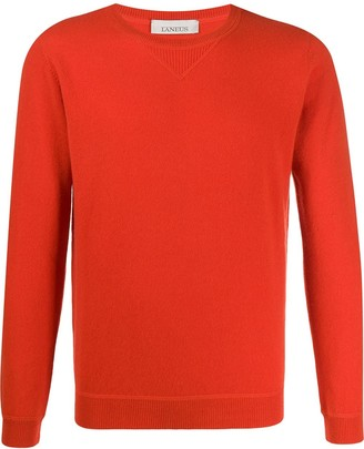 Laneus Crew-Neck Cashmere Sweater