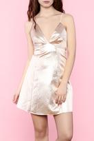 Lush Mermaid Pink Dress