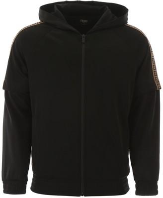 Fendi FF Band Hooded Jacket
