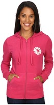 Life is Good Keep It Simple Daisy Go-To Zip Hoodie