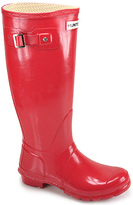 Hunter Original Gloss - Rubber Rain Boot