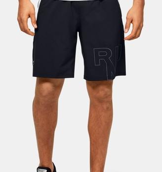 Under Armour Men's UA Launch SW Branded 9'' Shorts