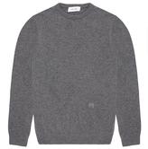 Soulland Monrad Grey Crew Sweater