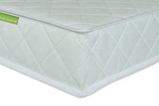 MOTHER NURTURE Classic Spring, Cot Mattress 120 x 60 x 10cm, with Spare Cover