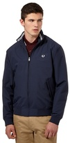 Fred Perry Navy Logo Jacket