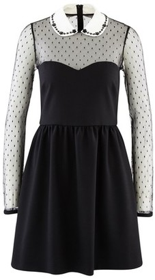 RED Valentino Short lace dress