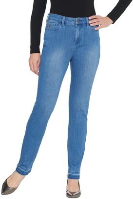 Belle By Kim Gravel Belle by Kim Gravel Reg Flexibelle Release Hem Jeans
