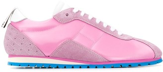 MM6 MAISON MARGIELA low-top lace-up sneakers