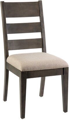 East At Main Set Of 2 East At Main's Lidia Mango Wood Dining Chair