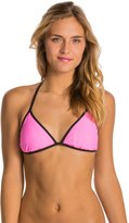 Hobie Patched Together Solid Reversible Triangle Top 8131118