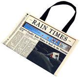 Rain Times Newspaper Bag