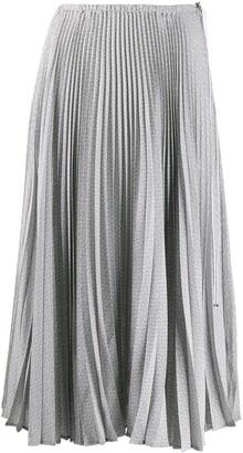 Fendi Sunray pleated skirt