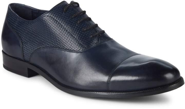 Cole Haan Williams Cap Toe Leather Oxfords