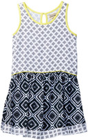 Lucky Brand Mixed Print Dress (Big Girls)