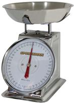 Sportsman 44 lb. Capacity Stainless Steel Dial Scale