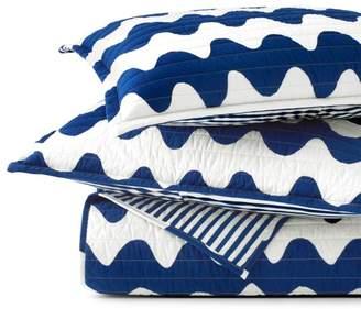 Marimekko Pikku Lokki Quilt Set, Twin