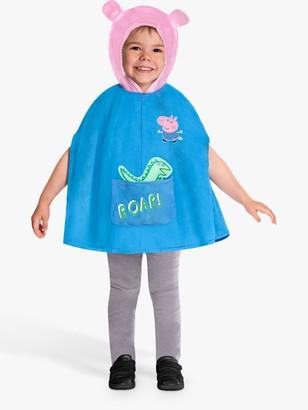 Amscan Peppa Pig George Children's Costume, 4-6 Years