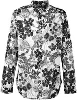 Just Cavalli floral shirt - men - Cotton - 48
