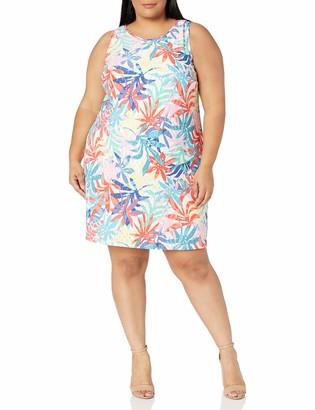 Ronni Nicole Women's Plus Size Knit EYELIT