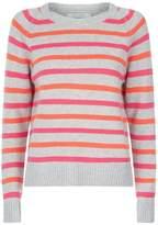 Chinti and Parker Breton Cashmere Sweater