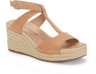 Lucky Brand Valki Espadrille Wedge Sandal