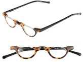 Eyebobs Men's Topless 35Mm Reading Glasses - Light Tortoise
