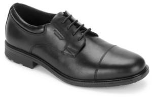 Rockport Men's Essential Details Waterproof Cap-Toe Oxford Men's Shoes