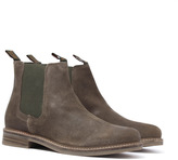 Barbour Barbour Farsley Rustic Cow Rock Suede Chelsea Boots
