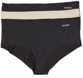 2xist Women's Laser Cut Hipster Briefs