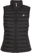 Ariat Ideal Quilted Shell Down Gilet - Black