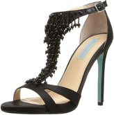Betsey Johnson Blue by Women's Sb-Mavyn Dress Sandal