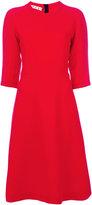 Marni flared shift dress