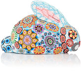 Billie Beads Small Bunny Bank-BLUE