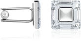 Forzieri Square Crystal CuffLinks