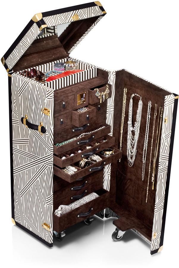 Henri Bendel Jewelry Trunk