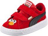Puma Suede Sesame Street® Elmo Kids Sneakers