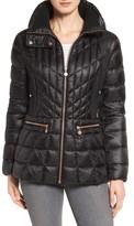Bernardo Women's Packable Jacket With Down & Primaloft Fill
