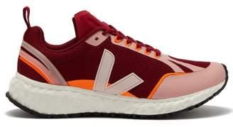 Veja Condor Alveomesh Running Trainers - Womens - Pink Multi