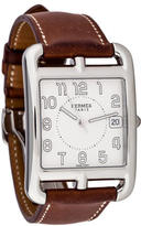 Hermes Cape Cod TGM Watch