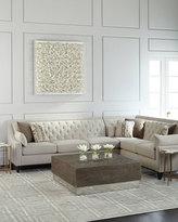 Linzie Linen Sectional Sofa