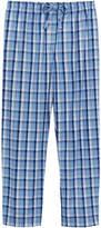 Derek Rose Blue 'Ranga 26' Pyjama Trousers
