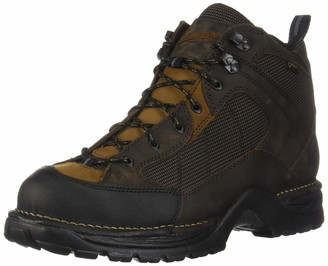 "Danner Men's Radical 452 5.5"" Dark Brown Hiking Boot 8.5 2E US"