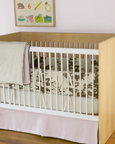 Baby Crib Bedding - Forest Petal Linen
