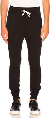 John Elliott Escobar Sweatpants in Black | FWRD